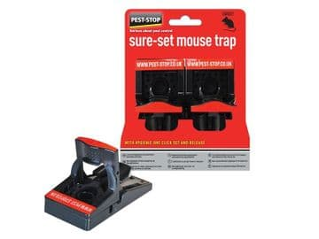 Sure-Set Mouse Trap (Twin Pack)